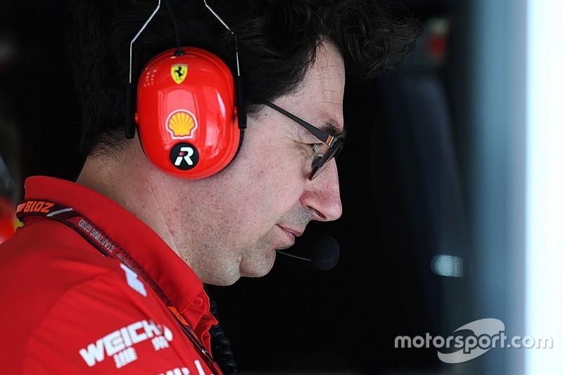 """Massa lembra empréstimo de scooter a novo chefe da Ferrari: """"tinha perdido a CNH"""""""
