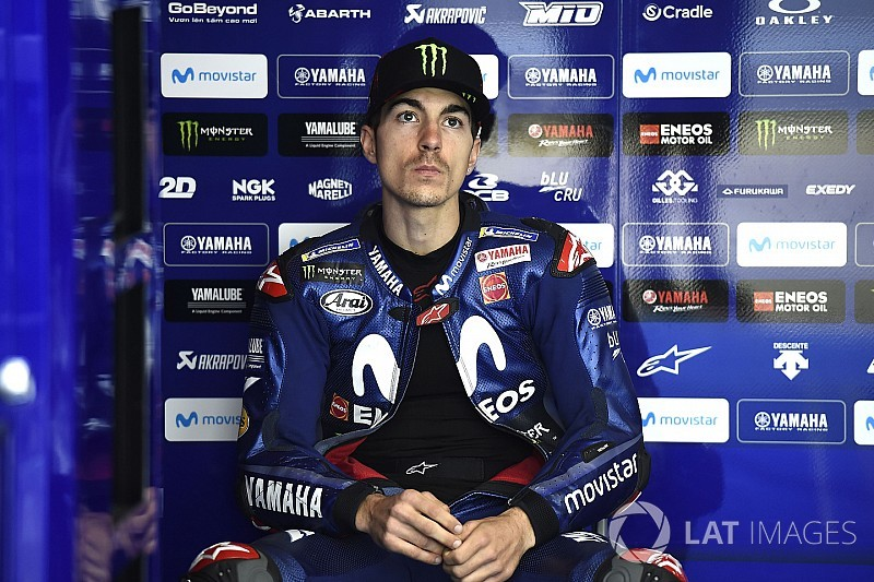 "Vinales not ""obsessed"" over 11-month win drought"