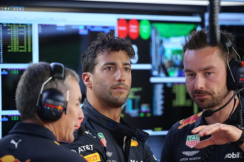 """Ricciardo inkább """"befogja"""", neki elég, ha tudja, mi a terve"""