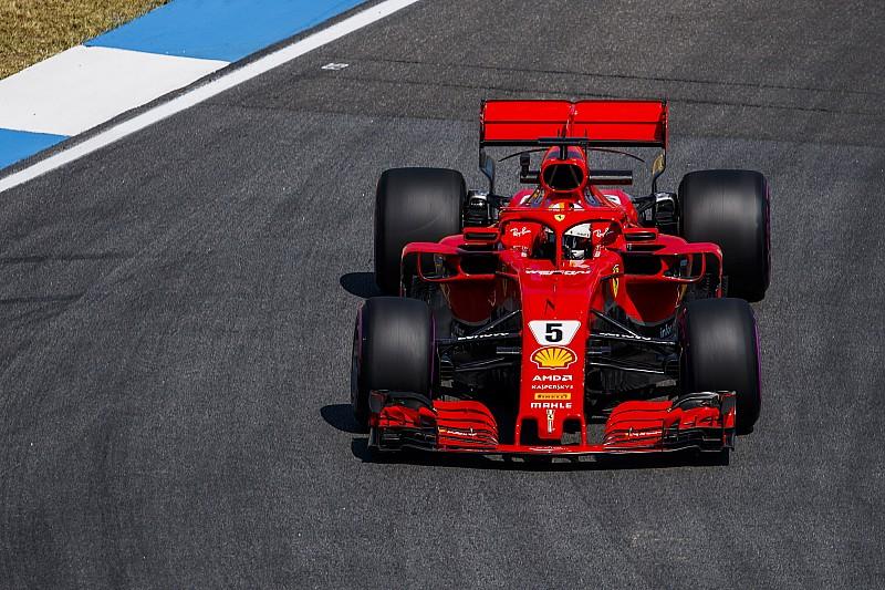 Formel 1 Hockenheim 2018: Die Startaufstellung in Bildern
