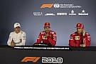 German GP: Post-qualifying press conference