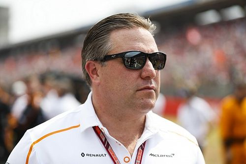 Brown : La venue de McLaren en IndyCar ne dépend pas d'Alonso