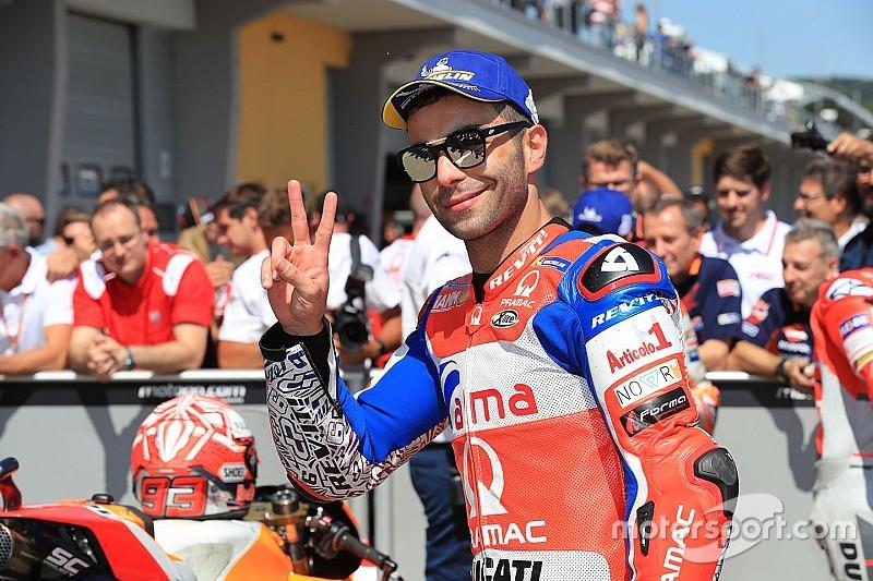 """Petrucci: """"Llego a Ducati para hacerlo mejor que Lorenzo"""""""