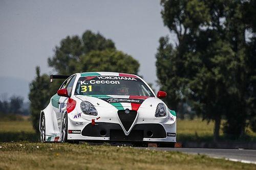 """Primi punti per Ceccon al debutto con l'Alfa Romeo: """"Ma avrei potuto fare anche di più"""""""