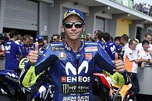 Valentino Rossi menatap rekor 6.000 poin