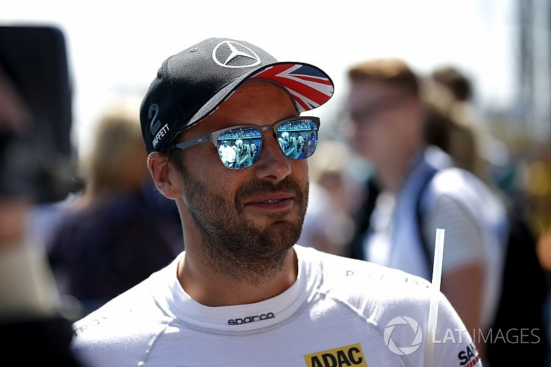 Paffett in talks over HWA Formula E drive