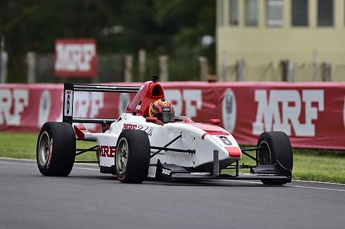 Chennai MRF F1600: Kumar starts weekend with win