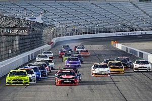 """Bell """"loves"""" racing against Cup regulars in Xfinity"""