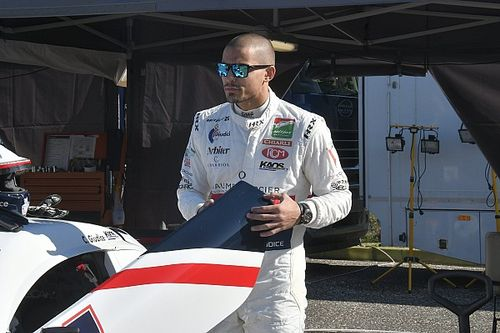 Claudio Giudice, dopo NASCAR e GT è ora del debutto tra i Prototipi