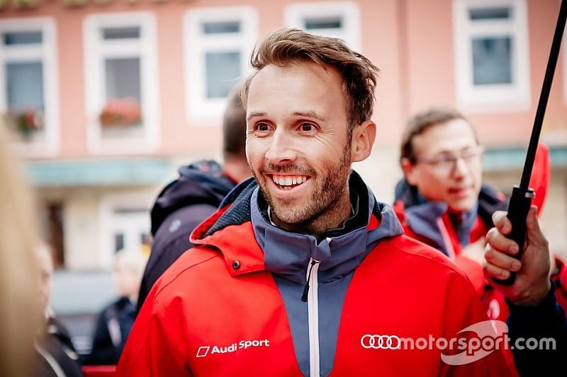 DTM 2018: Titelverteidiger Rene Rast bleibt bei Audi