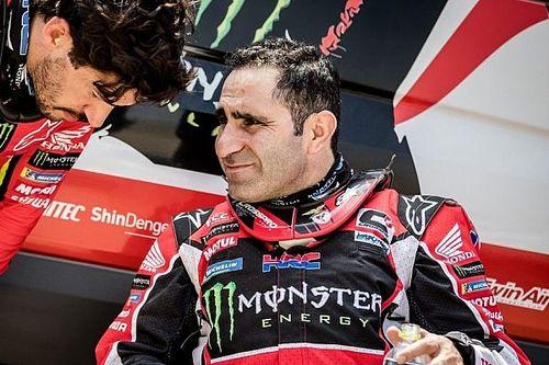 Che sfortuna Goncalves: è in dubbio per la Dakar per il secondo anno di fila!