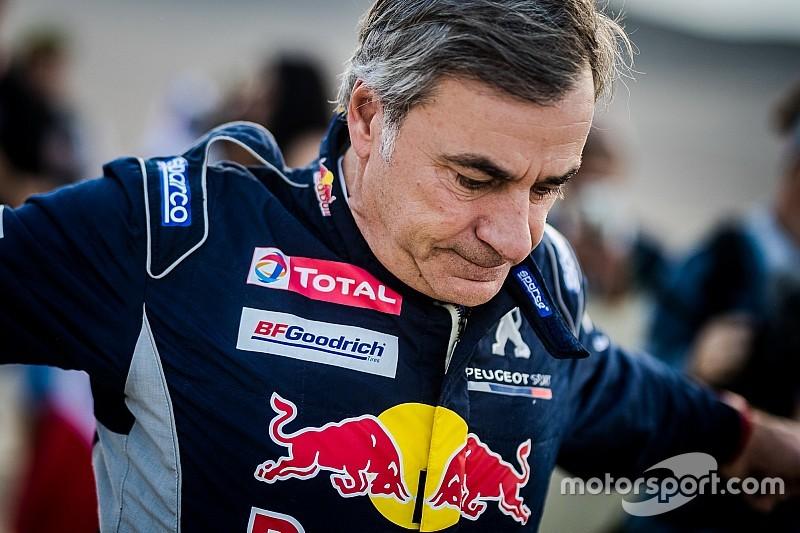 """Sainz: """"Une des phases cruciales de la course"""" ce week-end"""