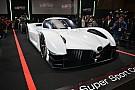 Automotive Toyota GR Super Sport Concept, sportscar berbasis TS050 Hybrid