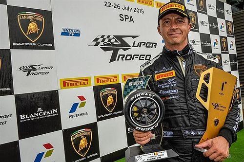 Mikhail Spiridonov debutta nel Campionato Italiano Sport Prototipi 2018
