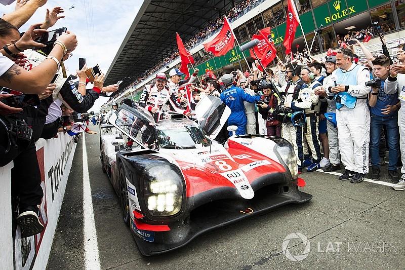 """Le """"soulagement"""" de Toyota avec un Alonso """"exceptionnel"""""""