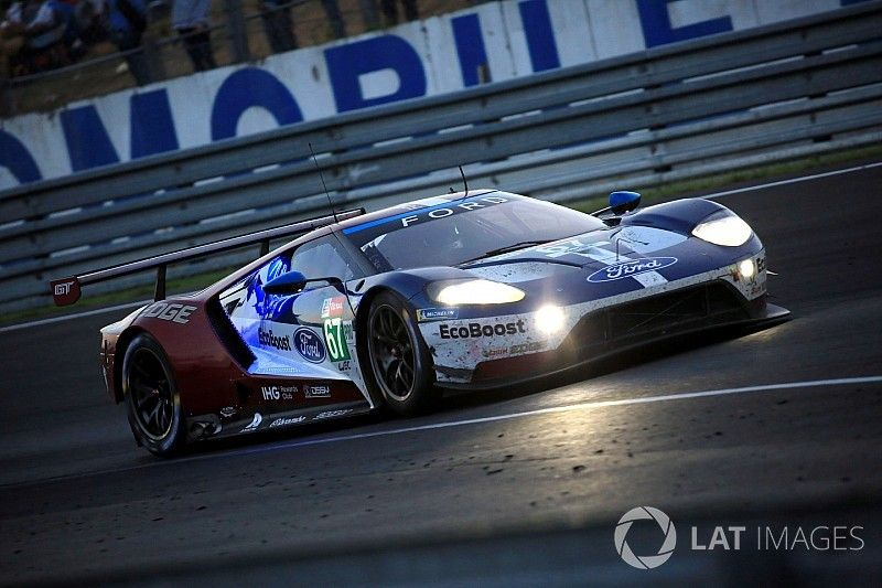 """Tincknell on Ford vs. Porsche: """"We couldn't have done any more"""""""