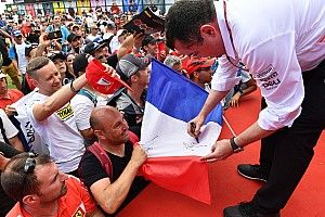 """Promoted: French GP is """"more than just racing"""" – Eric Boullier"""