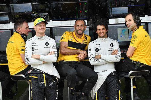 """Hulkenberg crê que com Ricciardo terá que encontrar """"algo a mais"""""""