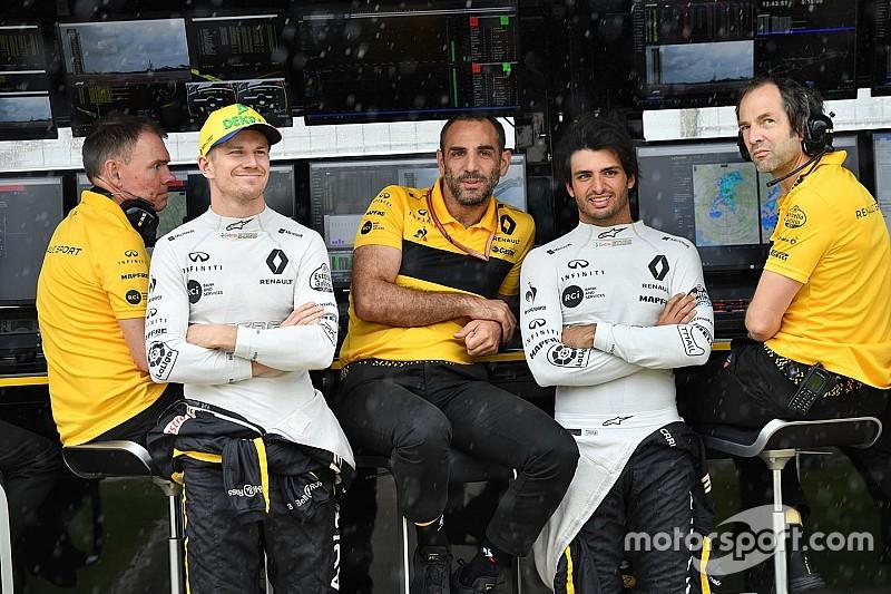 "Hulkenberg: ""Con Ricciardo, probablemente, tendré que encontrar un plus"""