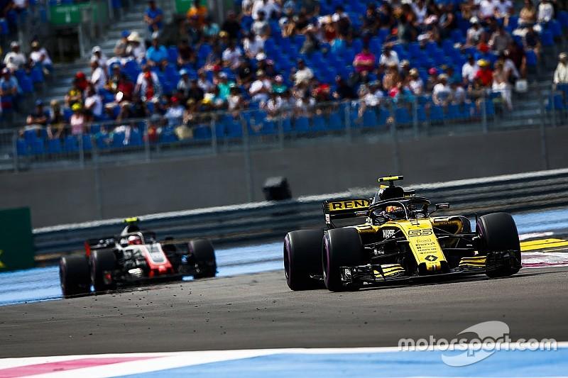 Haas попробует навязать Renault борьбу за четвертое место в Кубке конструкторов
