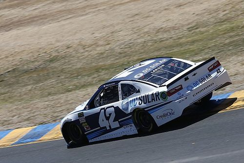 NASCAR Cup Sonoma starting lineup in pictures