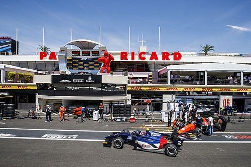 【動画】FIA F2選手権第5戦フランス レース1ハイライト