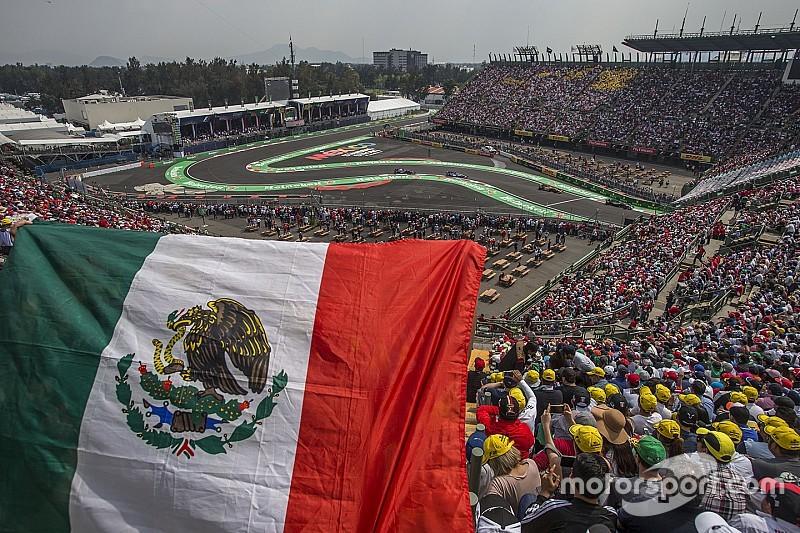 GP del Messico: è ufficiale il rinnovo della F1 fino al 2022