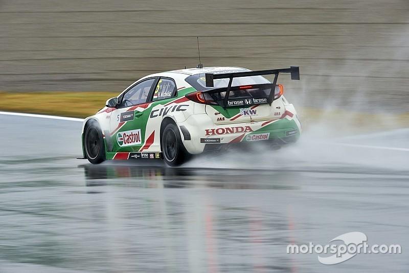 WTCC: Michelisz rajt-cél győzelmet aratott Motegiben a biztonsági autó mögött