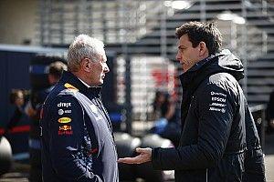 Марко посмеялся над работой Mercedes с молодыми пилотами