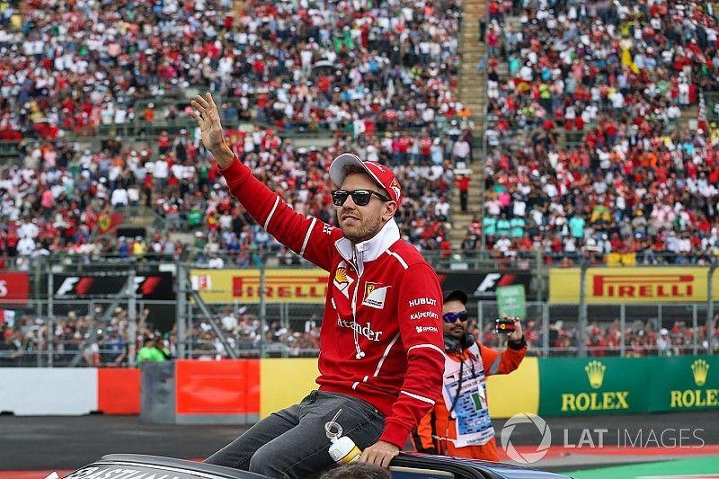 """Ferrari espera Vettel """"menos emocional"""" em 2018"""