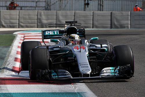 Hamilton : L'hypertendre est le meilleur pneu jamais fourni par Pirelli