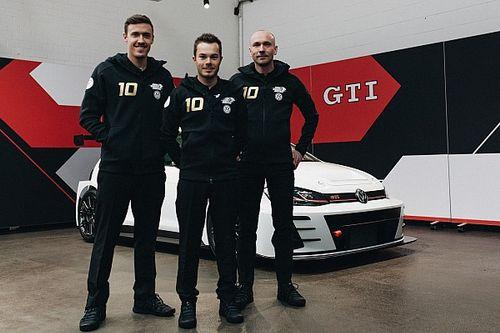 Max Kruse fra calcio e motori: ecco la sua Volkswagen per Leuchter