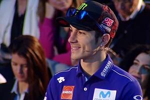 MotoGP Noticias de última hora Viñales anuncia su renovación dos temporadas más con Yamaha