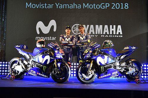 Photos - La Yamaha YZR-M1 2018 en images