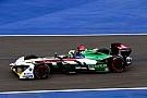 Formel E Nico Müller mit neuem Rundenrekord bei Formel-E-Rookietest