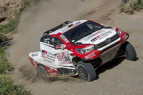 """Toyota: """"No poder ganar este Dakar ha sido duro"""""""