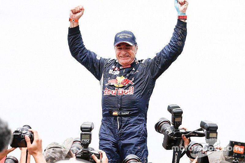Las mejores historias de 2018, 5: Carlos Sainz gana su segundo Dakar