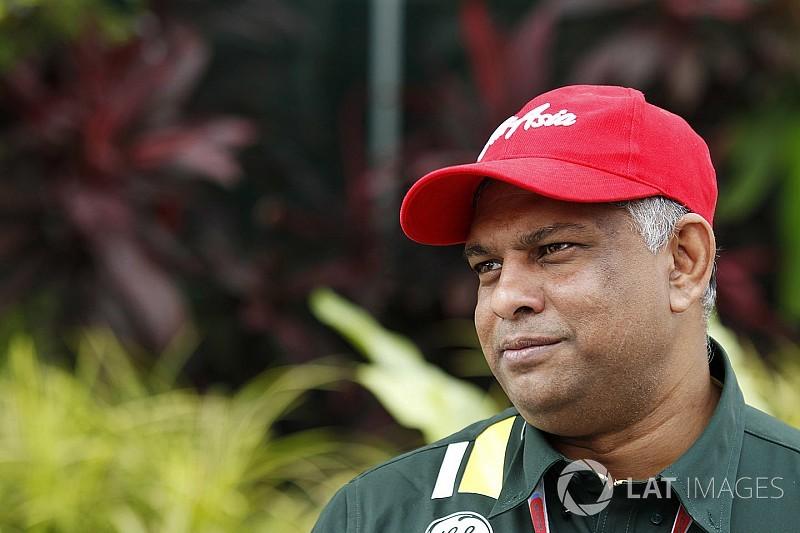 """Tony Fernandes: """"La F1 a été un désastre pour moi"""""""