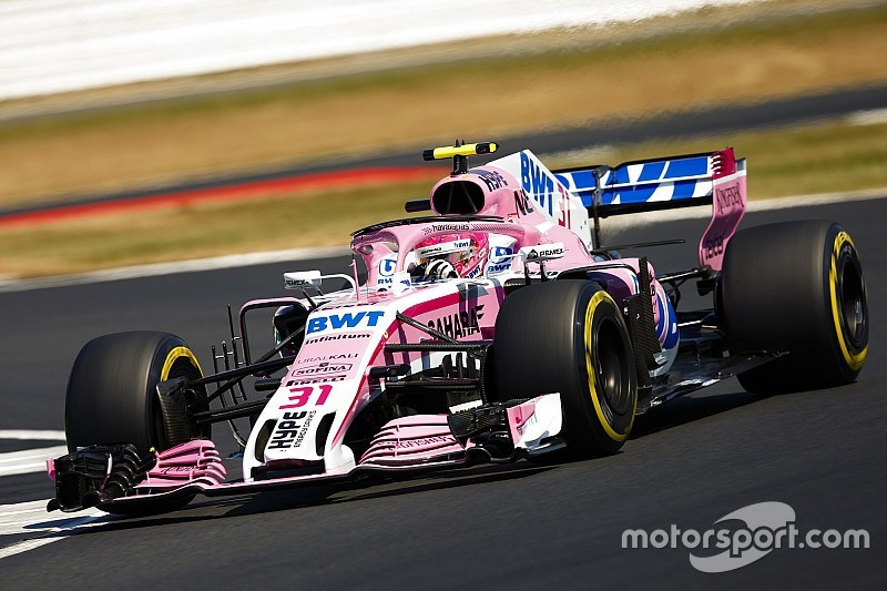 Force India-teambaas Mallya wil Ocon en Perez langer aan zich binden
