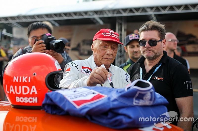 Lauda'nın sağlık sorunları devam ediyor