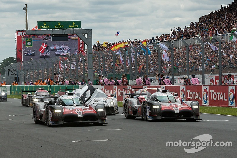 Lista zgłoszeń 24-godzinnego wyścigu Le Mans została opublikowana