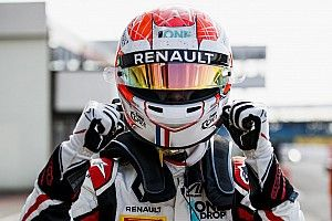 Hubert libéré après deux victoires en GP3