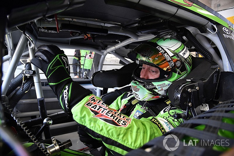 Kyle Busch paces first Cup practice at New Hampshire