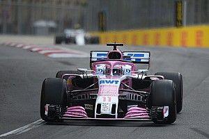 """""""Un énorme résultat d'équipe"""" pour Force India"""