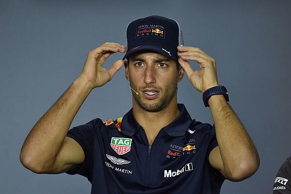 Formule 1 Actualités Ricciardo nie l'existence d'un pré-contrat avec Ferrari