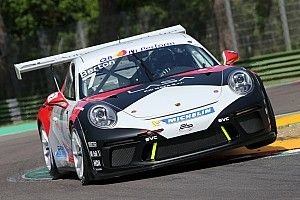 Carrera Cup Italia, a Imola primi punti per AB Racing