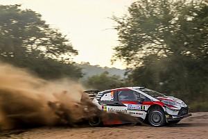 WRC Отчет о секции Тянак удержал лидерство перед финальным днем Ралли Аргентина