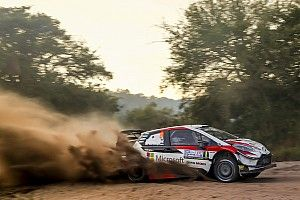 Only weather can stop Tanak now, says Meeke