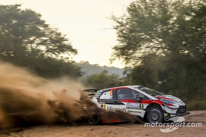 WRC Argentinië: Tanak eerste leider, Neuville derde