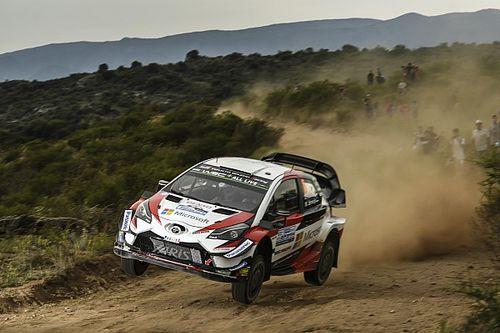 WRC Rallye Argentinien: Ott Tänak mit knapper Führung